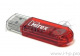 Флеш Диск 4GB Mirex Elf, USB 2.0, Красный
