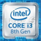 Процессор Intel Core i3 8100 Soc-1151v2 (3.6GHz/Intel UHD Graphics 630) OEM