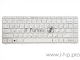 Клавиатура [HP Pavilion 14-e] [MP-13M53US-698] White with Frame, гор. Enter